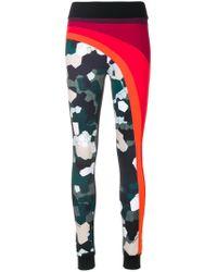 No Ka 'oi | Multicolor Striped Mosaic Camouflage Leggings | Lyst