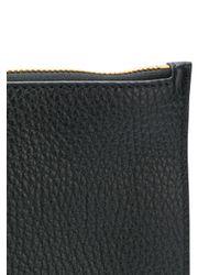 Tom Ford - Black Envelope Clutch Bag - Lyst
