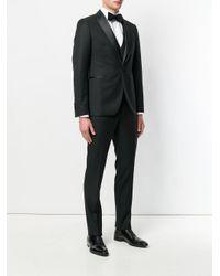 Tagliatore - Black Two Piece Suit for Men - Lyst
