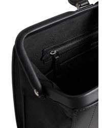 Burberry - Black Dk88 Doctor's Bag for Men - Lyst