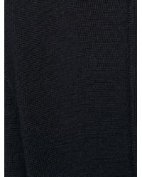Oscar de la Renta | Blue - Knitted Bolero - Women - Silk/cashmere - M | Lyst