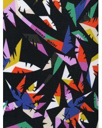 Tomas Maier - Blue Futurism Palm Swimsuit - Lyst