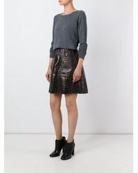 Dorothee Schumacher | Black 'urban Madness' Skirt | Lyst