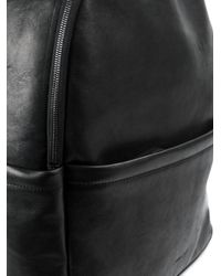 Marsèll - Black Classic Backpack for Men - Lyst