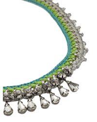Venessa Arizaga - Metallic 'bahama Mama' Necklace - Lyst