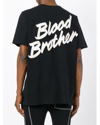 Blood Brother - Black Jubilee T-shirt for Men - Lyst