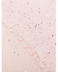 Faliero Sarti - Pink Valery Scarf - Lyst