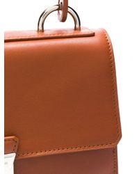 Lancaster - Brown Garance Handle Bag - Lyst