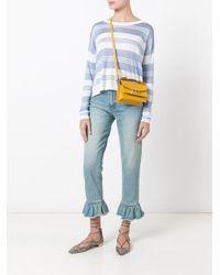 Paula Cademartori | Yellow Twi Twi Shoulder Bag | Lyst