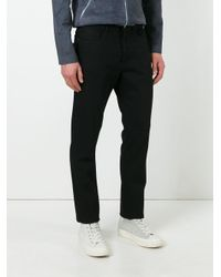 Givenchy - Black Cuban-fit Star Patch Jeans for Men - Lyst