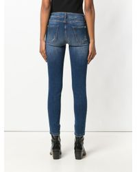 Frankie Morello - Blue Jackly Jeans - Lyst