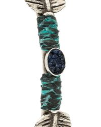 Gas Bijoux - Metallic Massai Bracelet for Men - Lyst