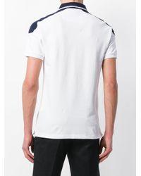 Hackett - White Aston Martin Racing Polo Shirt for Men - Lyst