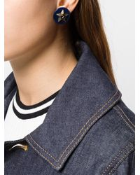 DSquared² - Multicolor Star Earrings - Lyst