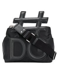 Dolce & Gabbana - Black Insta Shoulder Bag - Lyst