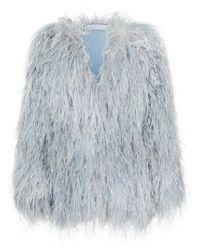 Alice McCALL - Blue Lady Bird Coat - Lyst