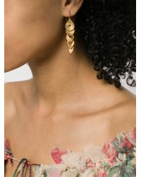 Gas Bijoux - Metallic Pan Small Earrings - Lyst