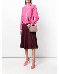 Valentino Pink Garavani Rockstud Crossbody Bag