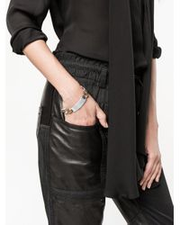 Jelena Behrend - Metallic Id Curb Bracelet for Men - Lyst