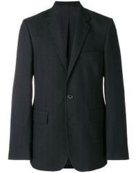 Ann Demeulemeester - Black Classic Button Jacket for Men - Lyst