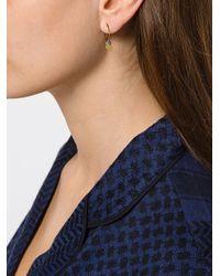 Ileana Makri - Multicolor Cross Earring - Lyst