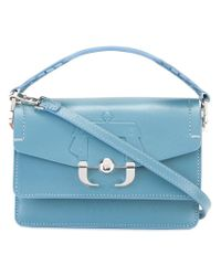 Paula Cademartori - Blue Twi Twi Shoulder Bag - Lyst