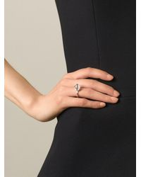 Lara Bohinc - Metallic 'planetaria' Ring - Lyst