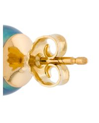 Wouters & Hendrix - Multicolor Curiosities Pearl Earrings - Lyst