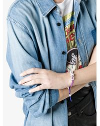 Venessa Arizaga - Multicolor Wtf Bracelet - Lyst