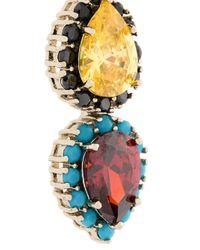 Iosselliani | Metallic Elegua Star Earrings | Lyst