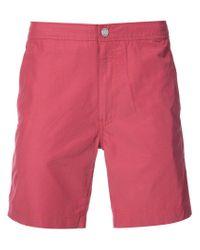 Onia - Red Calder Swim Trunks for Men - Lyst