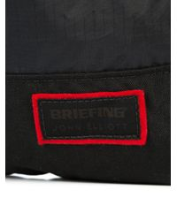 John Elliott - Black Briefing Backpack for Men - Lyst