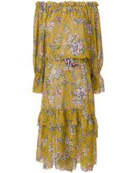 Anjuna - Green Sofia Puffy Dress - Lyst