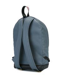 Thom Browne | Blue Striped Backpack for Men | Lyst