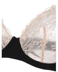 Maison Close - Black 'la Cavaliere' Wire Bra - Lyst