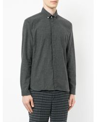 Oliver Spencer - Gray Aston Shirt for Men - Lyst