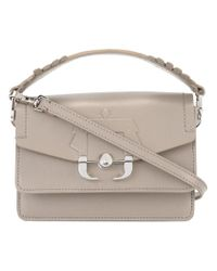 Paula Cademartori - Natural Twi Twi Shoulder Bag - Lyst