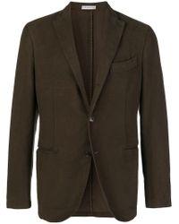 Boglioli - Brown Blazer Jacket for Men - Lyst