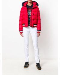 Rossignol - White Skinny Ski Trousers - Lyst