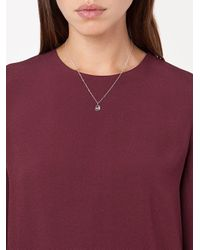 Melissa Joy Manning - Gray Rutilated Quartz Necklace - Lyst