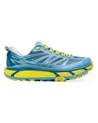 Lyst - Hoka One One Mafate Speed 2 Men s Running Trainers In Blue in ... 6d3278cbcf9