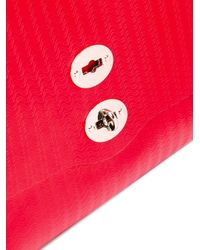 Zanellato - Red Large 'postina' Tote - Lyst