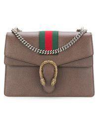 9c812091e63 Lyst - Gucci Dionysus Shoulder Bag in Brown