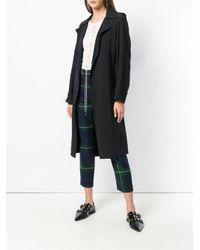 Ann Demeulemeester - White Fine Knit Mid-length Sweater - Lyst