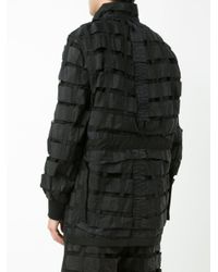 Christopher Raeburn - Black Airbrake Jacket for Men - Lyst