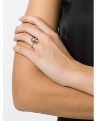 Rosa Maria - Metallic Belquis Ring - Lyst