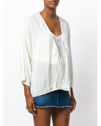 Mes Demoiselles - White Ethel Blouse - Lyst