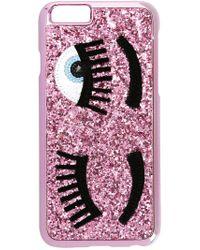 Chiara Ferragni | Multicolor 'flirting' Iphone 6 Case | Lyst