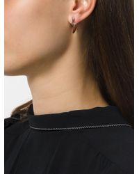 Shaun Leane - Metallic Talon Earring - Lyst