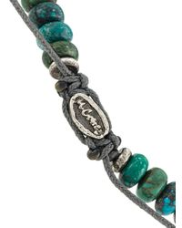 M. Cohen - Green Stacked Beaded Bracelet - Lyst